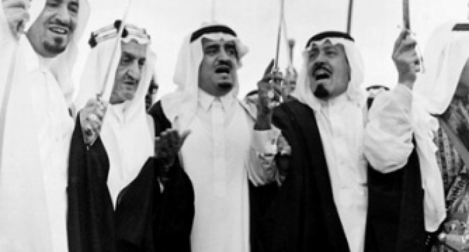 Les origines de la famille Saoud