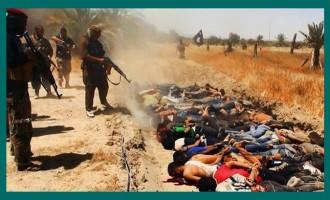 Les invasions infernales contre l'Irak