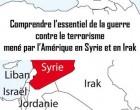 Comprendre l'essentiel de la guerre contre le terrorisme mené par l'Amérique en Syrie et en Irak