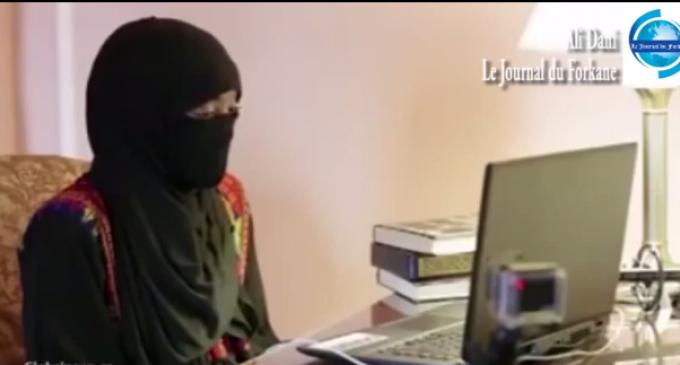 Caméra caché : Un terroriste salafiste tente de recruter une jeune fille