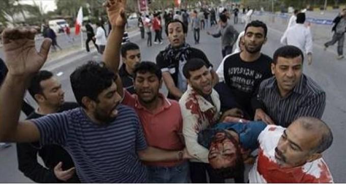 Bahreïn – Le massacre censuré