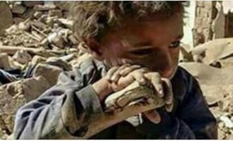 La coalition arabe dirigé par la maudite Arabie saoudite continue de frapper le Yémen