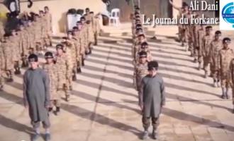 Vidéo : Comment Daesh endoctrine les enfants
