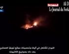 [ Vidéo ] Pilonnage de la Résistance yéménite contre la base militaire saoudienne de Twayliq pour la 2ème fois.