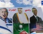 «Jeter des cailloux» sur ces 3 diables, Voila ce que l'on pouvait lire hier, en face de Bab Al-Yémen à Sanaa.