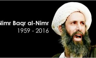 Les Saoudiens exécutent l'opposant religieux et politique Sheikh Baqir-Al Nemr ainsi que 40 autres personnes