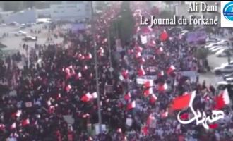 La Révolution continue au Bahreïn