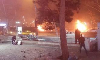 Dernière Minute: Attentat terroriste à Ankara