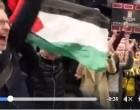 [Vidéo] | Gino Kenny, Candidat Irlandais, soulève le drapeau palestinien pour fêter sa victoire aux élections législatives