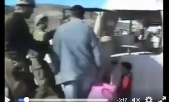 [Vidéo] | LA TERREUR QUOTIDIENNE QUE SUBISSENT LES PALESTINIENS DEPUIS 70 ans !