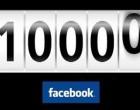 La barre des 10 000 fans Facebook a été franchie, MERCI !