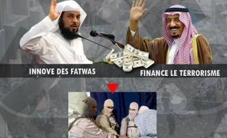 L'Arabie Saoudite et les sheikhs salafistes-wahhabites sont derrière les attentats terroristes en Irak, en Syrie etc….