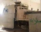 Les terroristes wahhabites salafistes transforment une mosquée à Falloujah en atelier d'assemblage de véhicules suicides