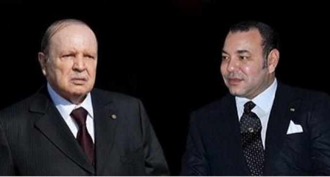 L'Algérie et le Maroc, une guerre sioniste
