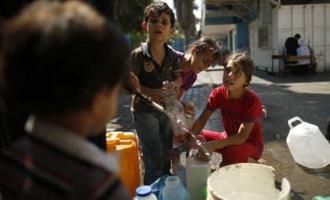 Israël coupe l'eau aux Palestiniens pendant le mois de Ramadhan