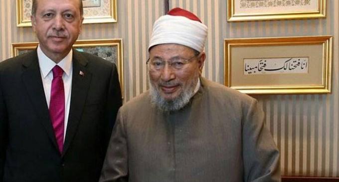 Qaradawi récidive de nouveau : «Gabriel et les anges sont avec Erdogan»!!!