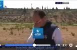 [Vidéo]   Un reporter d'Al Jazeera pleure devant les téléspectateurs après la défaite des terroristes du Front Al-nosra à Alep