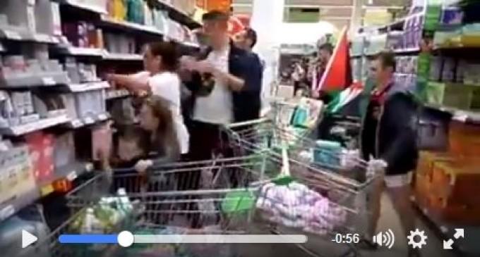 [Vidéo] | Les commerçants irlandais retirent les produits israéliens des supermarchés