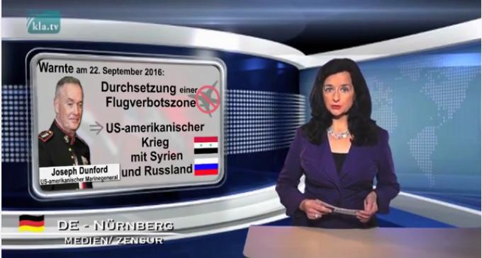 [Vidéo] | Pourquoi les médias occidentaux cachent-ils la vérité sur la Syrie ?