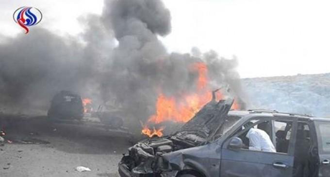 Attentat à la voiture piégée à Azaz (Syrie), 25 morts, en majorité des civils