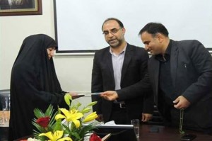Iran...Nomination de la première femme en tant que gouverneur de la province du Khouzistan1