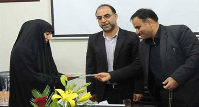 Iran…Nomination de la première femme en tant que gouverneur de la province du Khouzistan.