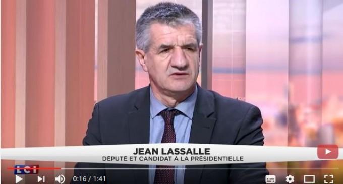 Jean Lassalle (député Français qui a récemment visité la Syrie) : «Bachar Al-Assad est lucide, serein et sans excitation»