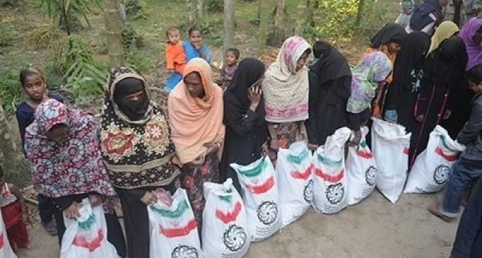 L'Iran appelle l'ONU à intervenir en Birmanie pour sauver les Musulmans Rohingyas