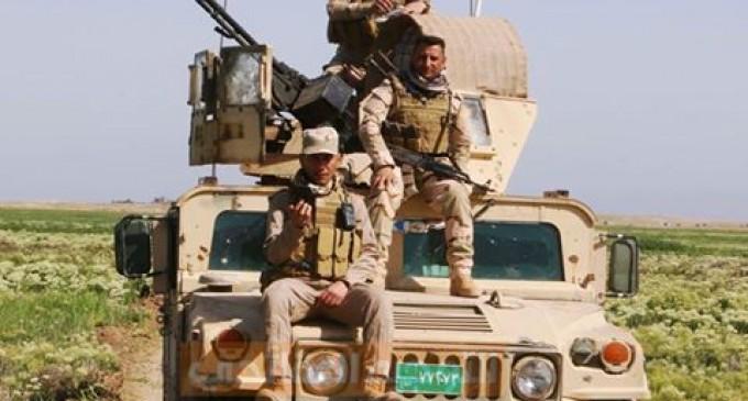 L'armée Irakienne a libérée 40 km le long de la route entre Haditha et al-Qa'im