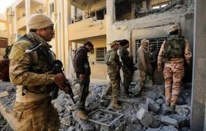 L'avancée des forces irakiennes à Mossoul.. Et la libération d'un certain nombre de quartiers..3
