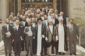 Le défunt Ayatollah Akbar Hachémi Rafsandjani, un Homme qui a voué sa vie à l'Islam et à la République islamique d'Iran Que Dieu lui fasse Miséricorde8