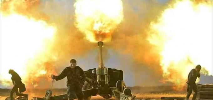 Les plus belles images du champ de bataille en Irak