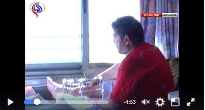 Vidéo spécial / Un terroriste syrien blessé : «Nous voulons la coexistence avec les israéliens»!