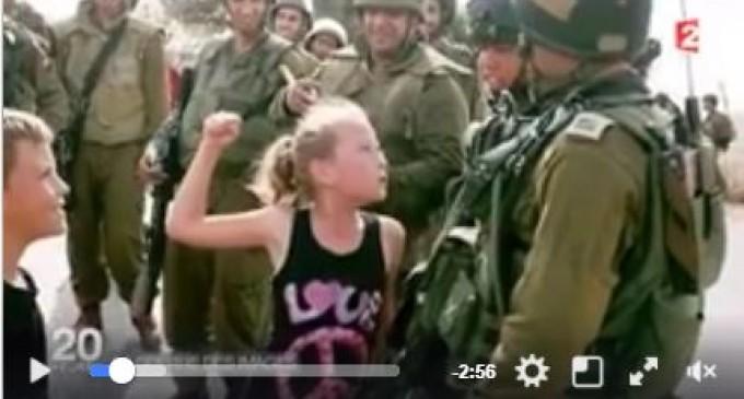 Regardez comment France 2 traite le cas Ahed Tamimi !