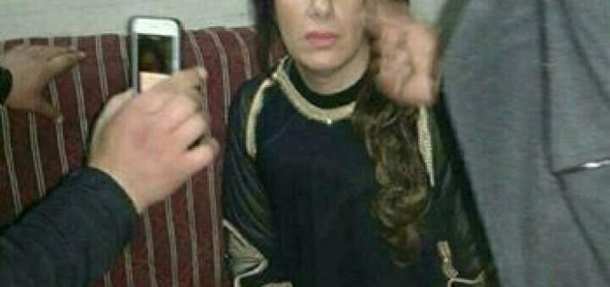 Les services de securité irakienne ont arrété hier un terroriste déguisé en femme, dans un checkpoint à l'entrée de la ville sainte de Karbala