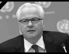 Mort de Vitali Tchourkine, représentant permanent de la Russie à l'Onu