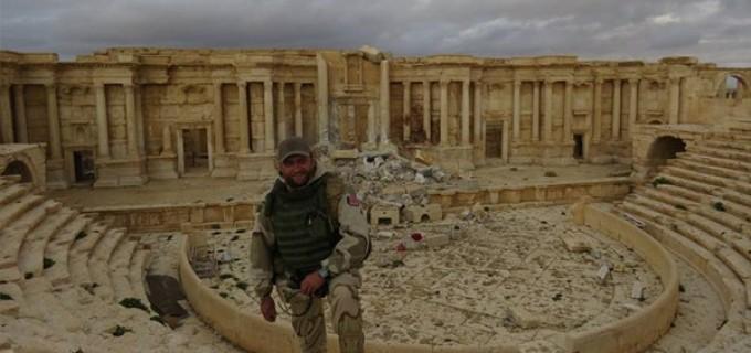[En Image] L'armée Syrienne et Russe à Palmyre