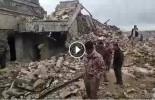 [Vidéo]   Le mausolée du Prophète Younous (P) à Mossoul détruit par Daech…