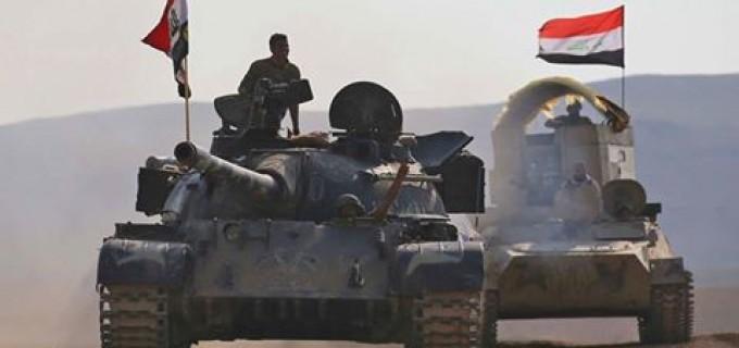 En images : les opérations des forces irakiennes sur le côté Est de Mossoul pour libérer la ville des terroristes de Daesh