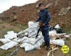 URGENT : un stock de matériel utilisé par les terroristes de Daesh pour fabriquer des gazs !!!