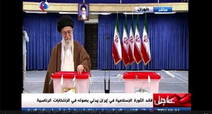 [Vidéo] | Les Iraniens votent aujourd'hui à l'occasion de l'élection présidentielle