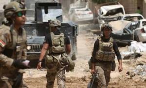 Les forces irakiennes pourchassent les terroristes de Daech à Mossoul1