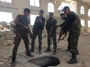 Les organisations terroristes salafistes wahhabites utilisent des mosquées pour lutter contre la Syrie et l'Irak1