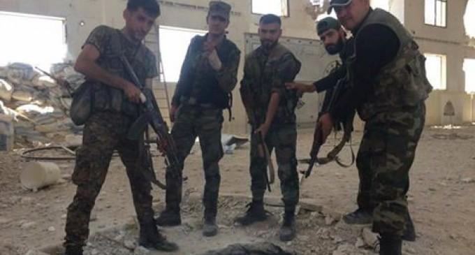 Les organisations terroristes salafistes wahhabites utilisent des mosquées pour lutter contre la Syrie et l'Irak