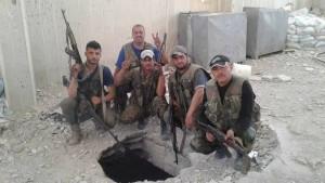 Les organisations terroristes salafistes wahhabites utilisent des mosquées pour lutter contre la Syrie et l'Irak2