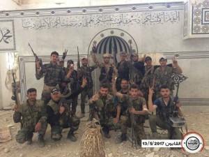Les organisations terroristes salafistes wahhabites utilisent des mosquées pour lutter contre la Syrie et l'Irak5