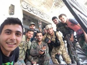 Les organisations terroristes salafistes wahhabites utilisent des mosquées pour lutter contre la Syrie et l'Irak6