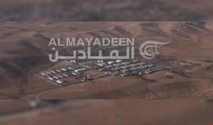 Mouvements militaires important à la frontière syrienne et jordanienne1
