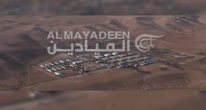 URGENT! Mouvements militaires important à la frontière syrienne et jordanienne
