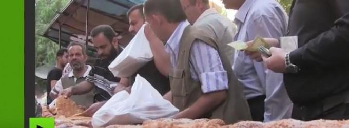 Alep : premières célébrations du ramadan depuis la libération